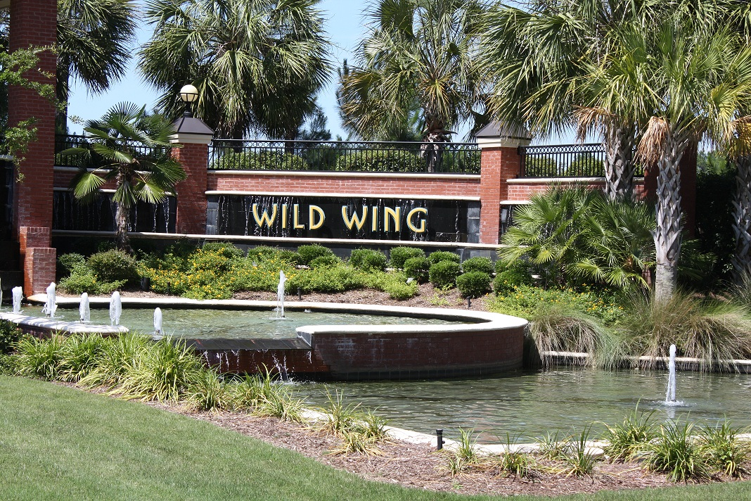 Sanctuary at Wild Wing Plantation HOmes