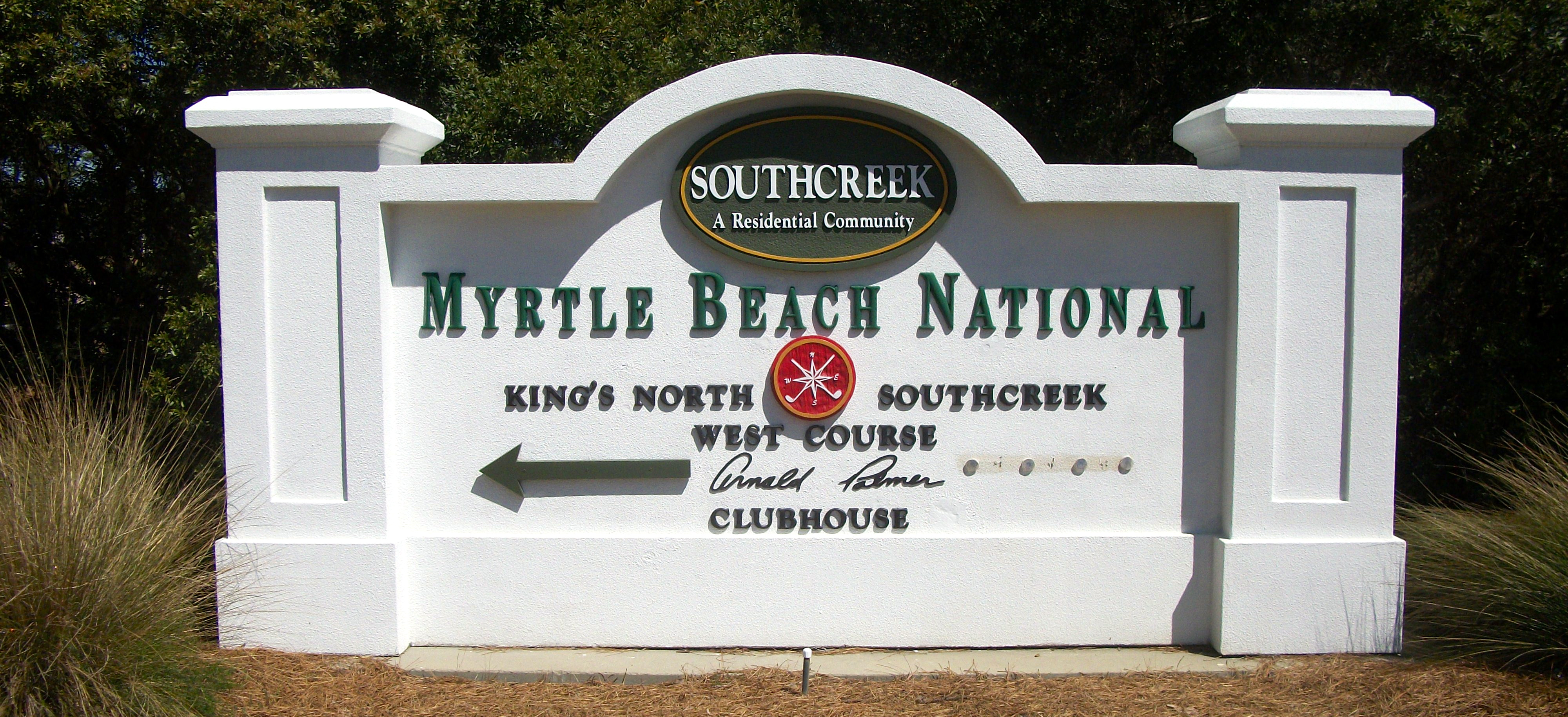 Southcreek Myrtle Beach National